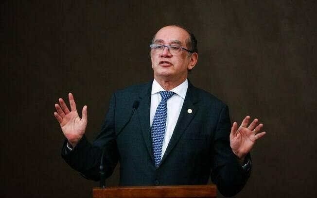 Ministro Gilmar Mendes disse não ver problemas no fato de possuir amizade com políticos em Brasília
