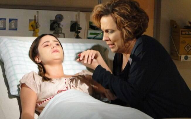 Quatro anos depois do acidente, Ana vai despertar e chamar pela filha