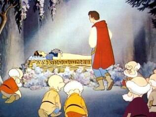 Branca de Neve é um belo exemplo