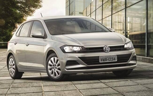 Polo 1.0 aspirado é a versão esquecida pelos clientes da Volkswagen