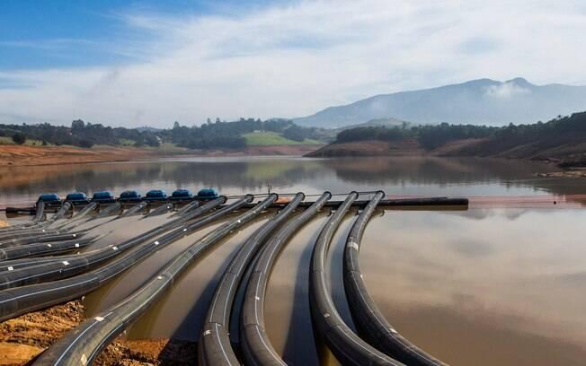 Após dois anos de sua pior crise hídrica, Sistema Cantareira tem capacidade de 94,9% atualmente