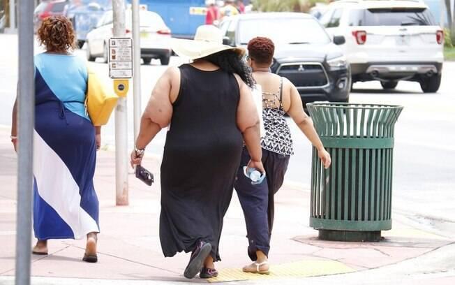 Antibiótico pode combater obesidade.