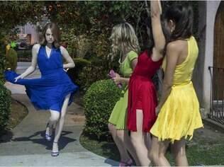 Emma Stone canta e encanta em La La Land
