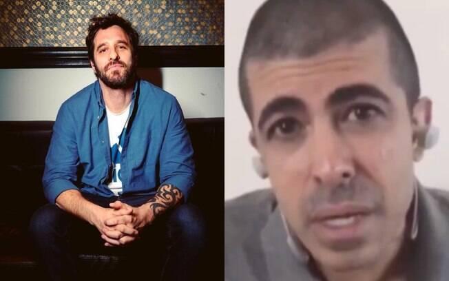 Humorista Rafinha Bastos posta parte de entrevista de Melhem e o provoca