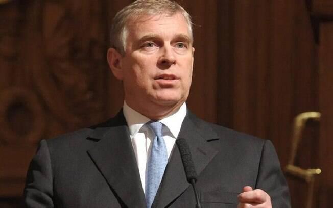 Príncipe Andrew, o duque de York