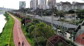 Ciclovia do Rio Pinheiros ganha iluminação inteligente