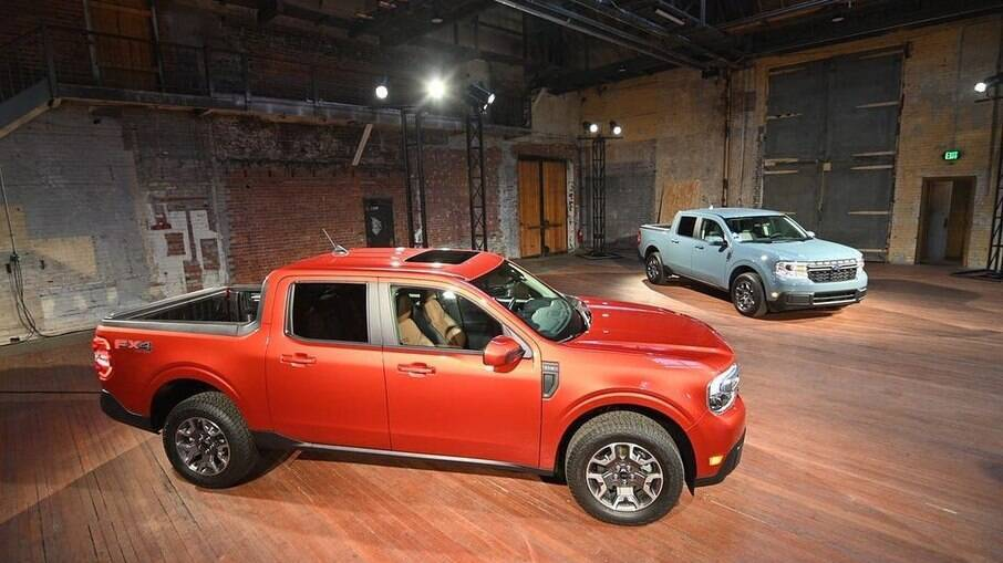 Ford Maverick: picape  aparece um dia antes da apresentação oficial e herda uma série de itens do Bronco Sport