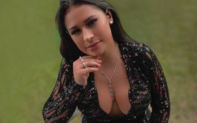 Simone lamentou morte de Gabriel Diniz na web
