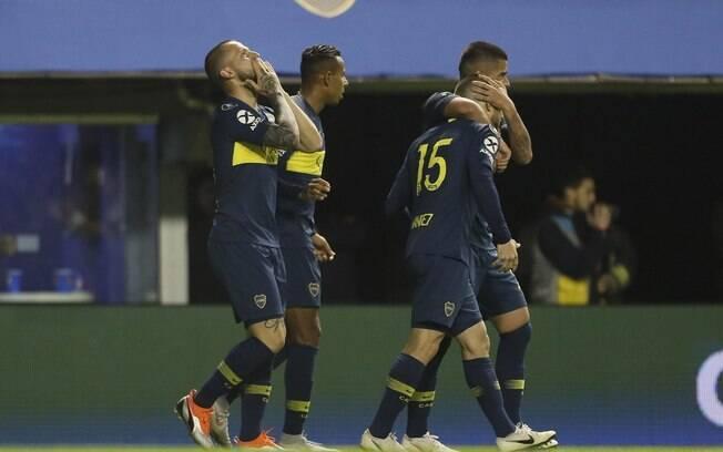 Benedetto saiu do banco para mudar o jogo e dar vantagem ao Boca na semifinal da Libertadores