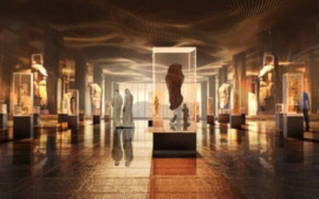 A pesquisa no noroeste da Arábia revela uma das mais antigas séries de estruturas monumentais do mundo à medida que AlUla revela detalhes de seu novo centro global de arqueologia, o Kingdoms Institute