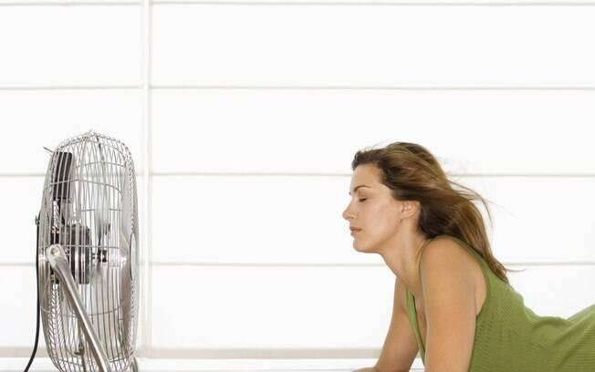 Ventilador é uma alternativa muito buscada nos dias mais quentes