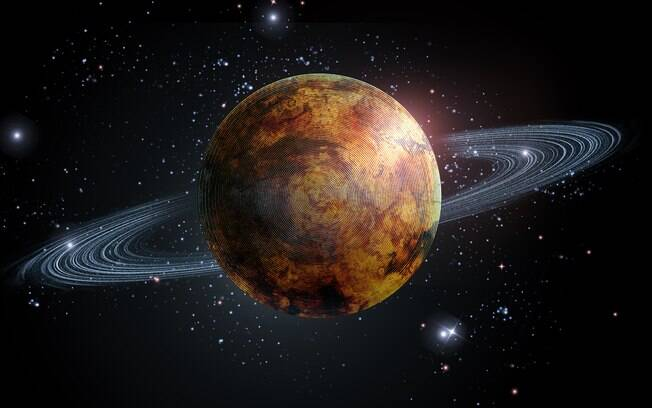 Saturno voltou à rota direta no dia 29/09