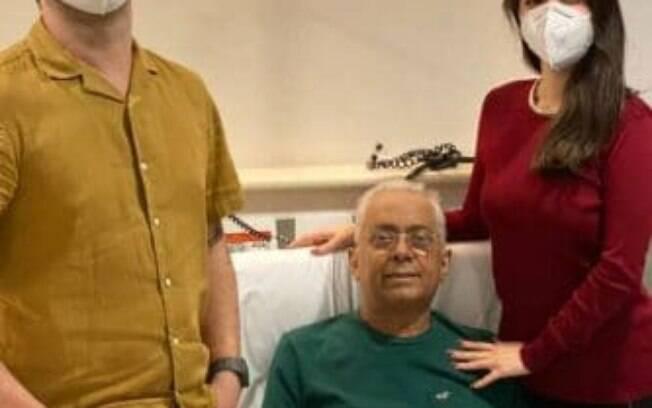 SP faz primeiro transplante de pulmão pós-Covid com sucesso no país