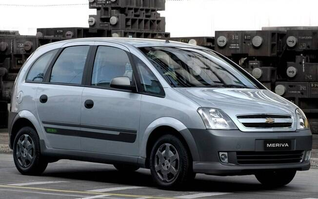 Chevrolet Meriva Geo