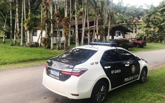 Policiais da 44ª DP (Inhaúma) prenderam ex-traficante em Angra dos Reis