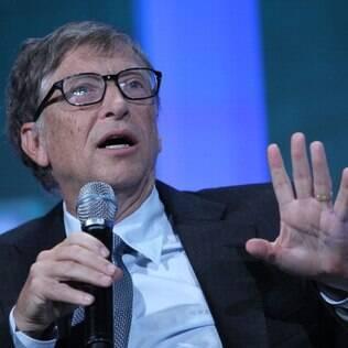 Bill Gates, fundador da Microsoft, lidera ranking