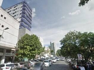 Clínica onde o falso médico atendia fica na rua Rio Grande do Norte, esquina com avenida Alfredo Balena