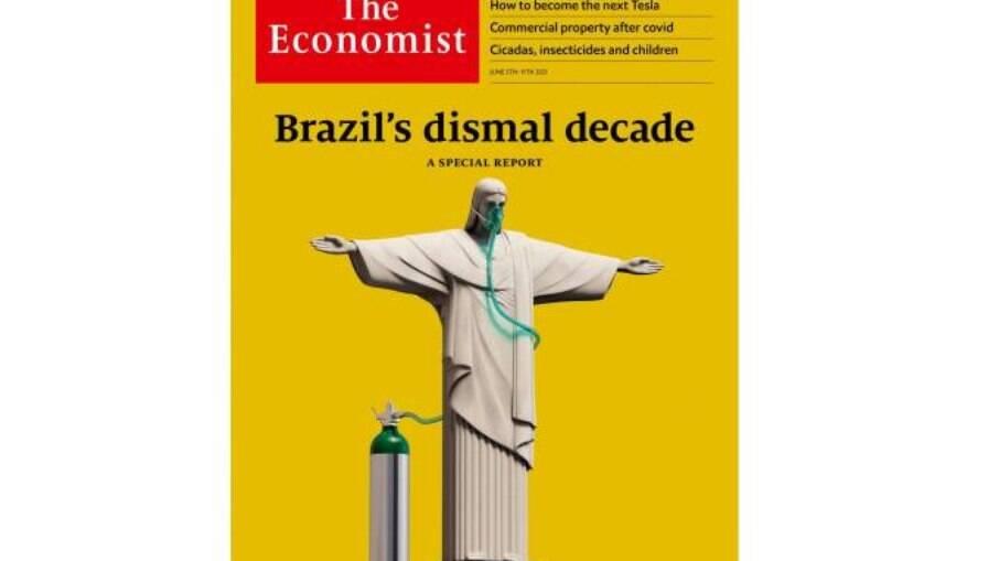 Capa The Economist