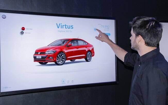 Concessionárias VW com novo espaço de realidade virtual deverão chegar a 100 pontos até o final de 2019
