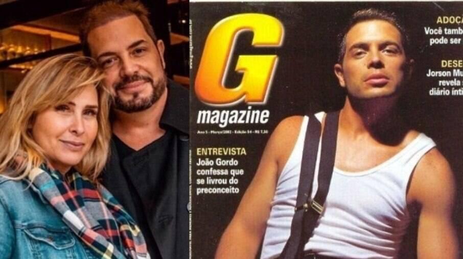 Andréa Sorverão, Conrado e novamente Conrado, mas na cama da G Magazine