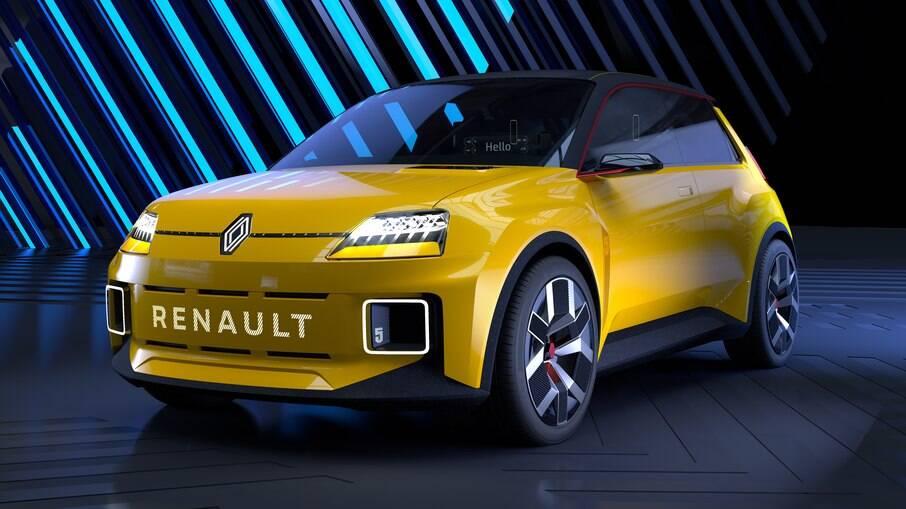 Renault 5 Prototype adianta linhas de um dos sete modelos elétricos que a marca pretende lançar até 2025, primeiramente na Europa