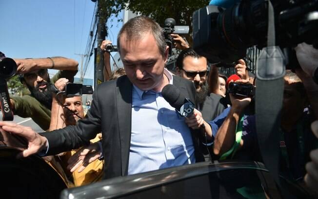 Joesley Batista tem uma audiência de custódia nesta sexta-feira, em São Paulo. Ele está preso em Brasília desde domingo
