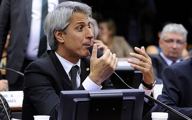 O deputado Alessandro Molon (RJ) foi novamente eleito líder da Rede Sustentabilidade na Câmara