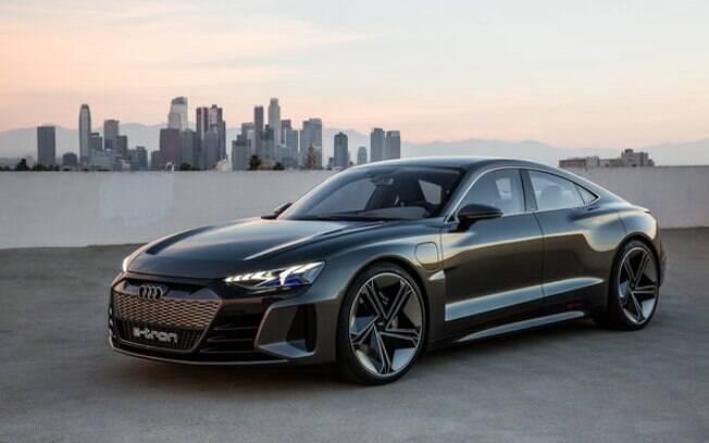 Audi e-Tron GT: esportivo elétrico mostra nova tendência no mundo dos carros, inclusive os esportivos