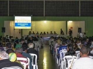 No Barreiro, cerca de 700 pessoas participaram da abertura