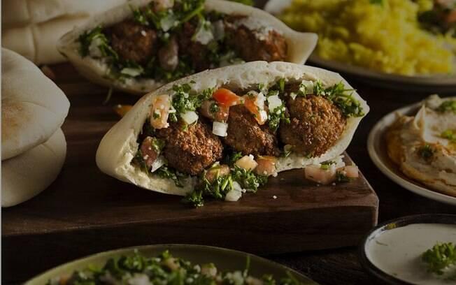 Gosta de falafel? Aprenda a fazer uma deliciosa versão de sementes