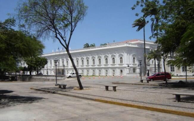 Eleição no Maranhão: o Palácio dos Leões é a residência oficial do governador maranhense