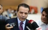 Ex-ministro Henrique Eduardo <br>Alves vira réu por ganhos ilícitos