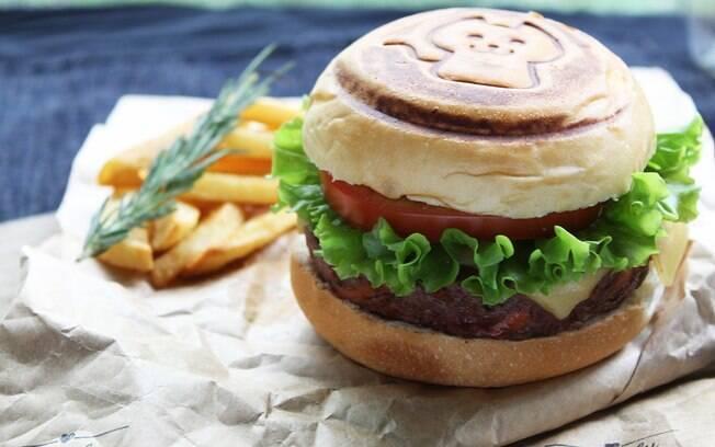 Receitas para combater o 'meu filho não come': hambúrguer