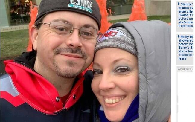 Kendra e o marido, James, enfrentaram problemas no casamento devido ao vaginismo