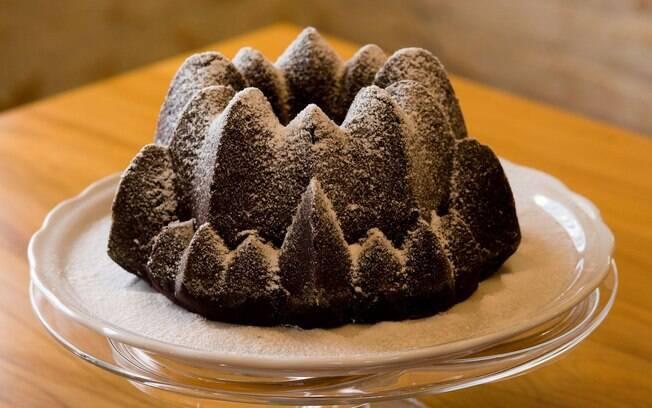 Foto da receita Bolo de chocolate pronta.