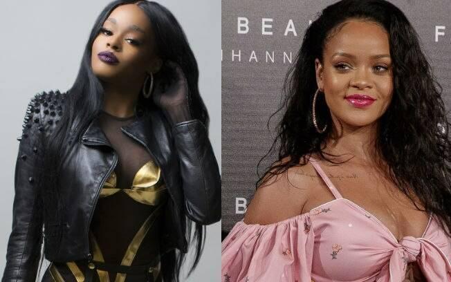 Azealia Banks e Rihanna