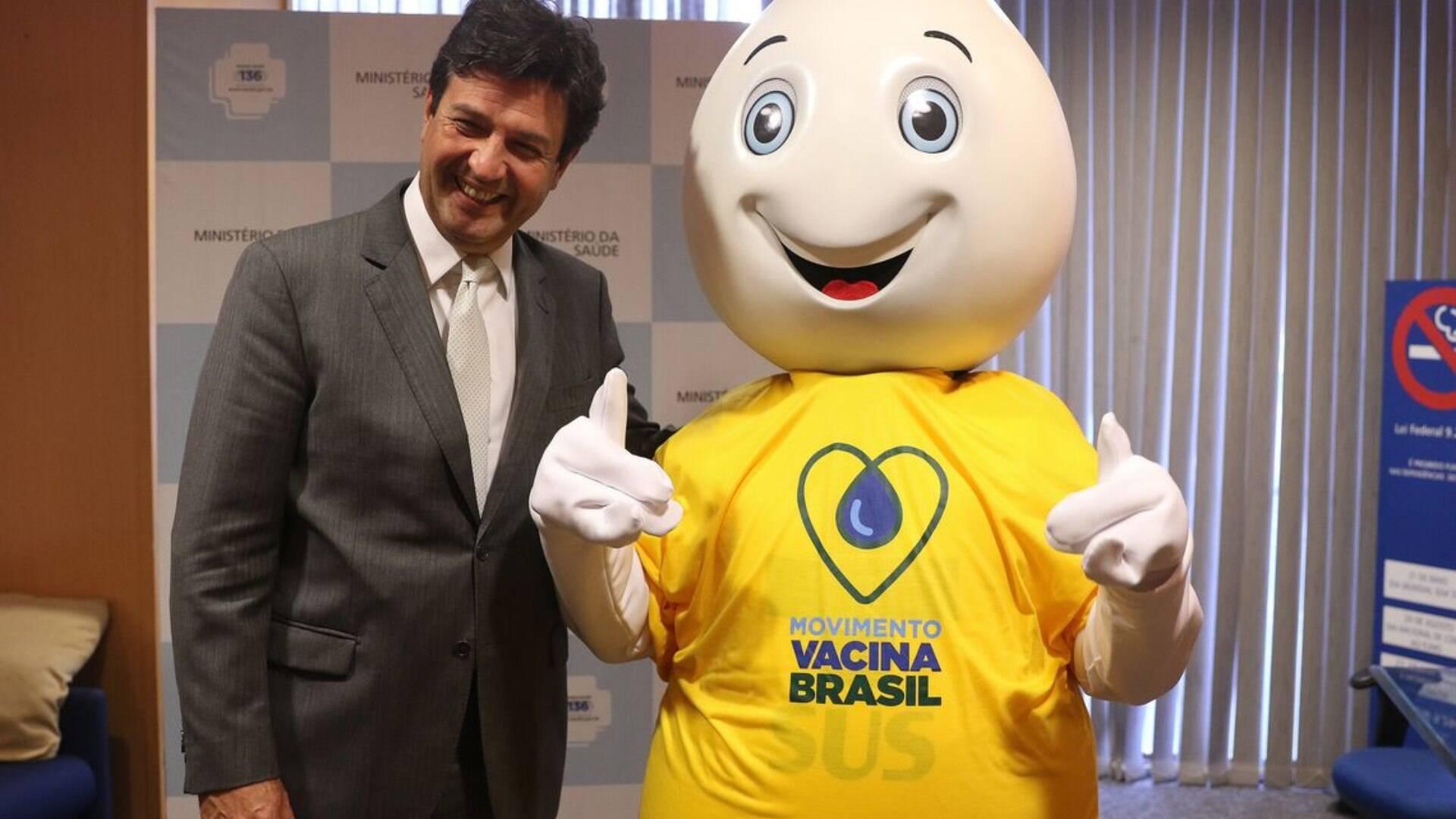Resultado de imagem para Campanha Nacional de Vacinação contra o Sarampo