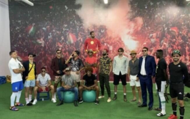 Elenco Fluminense