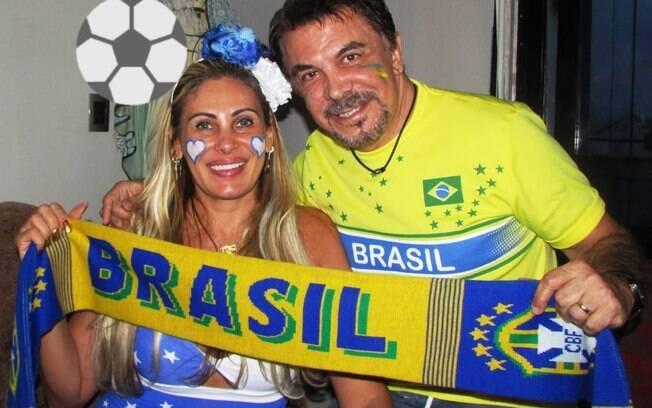 Animadíssimas para os jogos da Copa do Mundo, essas famosas acreditam que a seleção brasileira fará um excelente jogo contra o time adversário