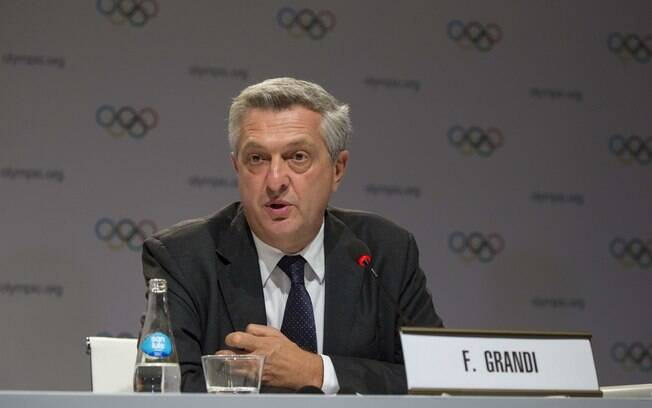 O Alto Comissário da Agência das Nações Unidas para os Refugiados (Ucnur), Filippo Grandi