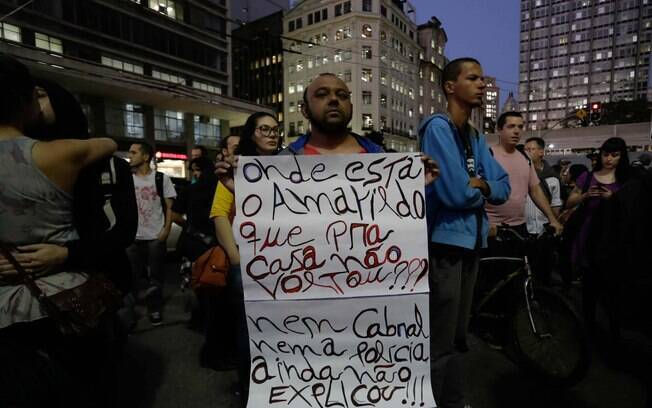O desaparecimento de Amarildo de Souza gerou grande repercussão no Brasil