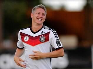 Schweinsteiger elogiou força do time argentino que chega à final da Copa do Mundo
