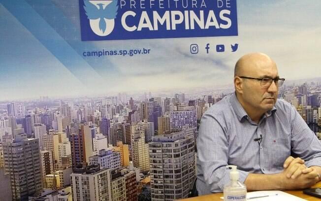 Campinas segue fase emergencial estadual, mas fecha escolas