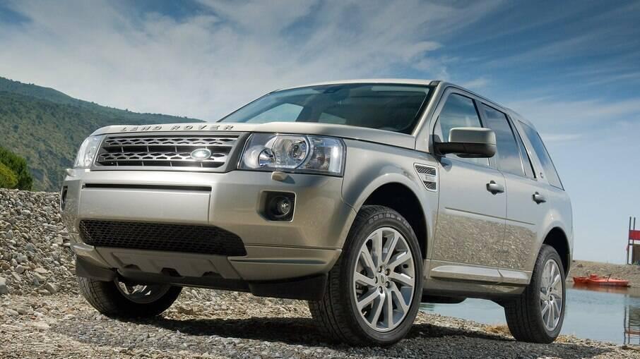 Land Rover Freelander 2007 tem o mesmo preço de um Ford Fiesta 2014, mas a manutenção é bem mais cara