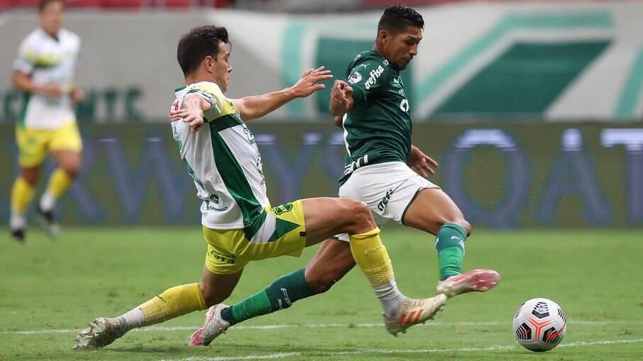 Palmeiras volta a enfrentar o Defensa y Justicia, agora pela Libertadores