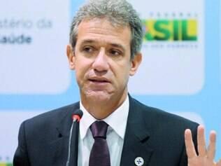 Mudanças.  Ministro da Saúde, Arthur Chioro, fala sobre ampliação do programa Mais Médicos