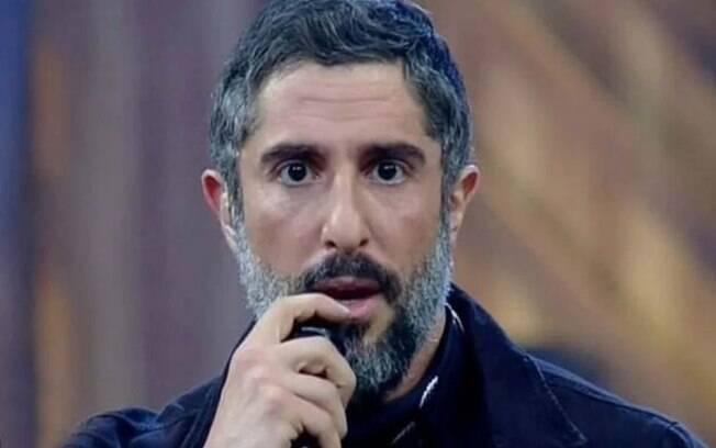 Marcos Mion fala sobre bronca em Narizinho