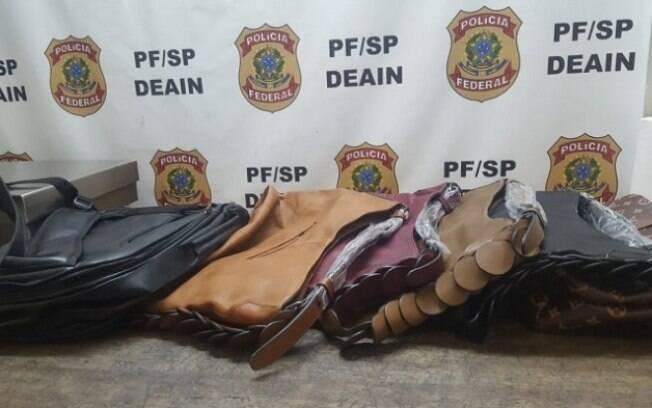 Cocaína apreendida pela Polícia Federal