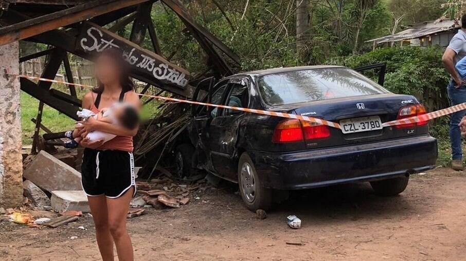 Motorista embriagado mata crianças e um bebê em Campo Limpo Paulista