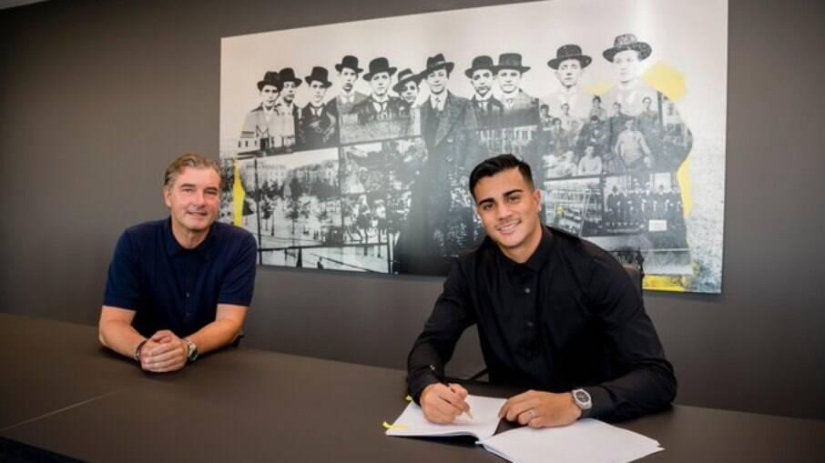 Reinier está sem espaço no Borussia Dortmund